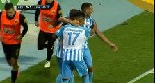0-1 Denis Epstein Goal - AEK 0-1 PAS Lamia 12.10.2018 [HD]