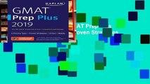 P.D.F D.O.W.N.L.O.A.D GMAT Prep Plus 2019: 6 Practice Tests + Proven Strategies + Online + Mobile