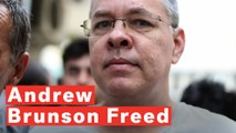 American Pastor Andrew Brunson Freed By Turkey
