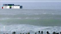 Adrénaline - surf : La vidéo du 10 de Julian Wilson face à Gabriel Medina en demi-finale du Quiksilver Pro France 2018