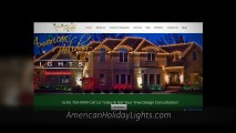 American Holiday Lights is a trusted Outdoor Christmas Lights supplier