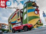 L'équipage Auto Plus du Pékin-Paris 2018 franchit les portes de l'Europe