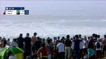 Adrénaline - surf : Un combat dans les airs entre Julian Wilson et Gabriel Medina en demi-finale du Quiksilver Pro France 2018