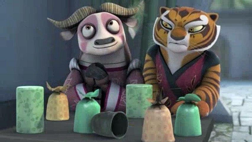 TV Time - Kung Fu Panda: Legends of Awesomeness S02E19 ...