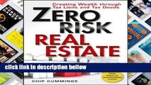 Library  Zero Risk Real Estate: Creating Wealth Through Tax Liens and Tax Deeds