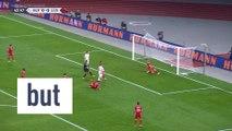 Le but de la Biélorussie face au Luxembourg - Foot - L. nations