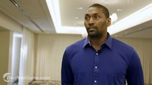 Anthony Davis Should Go To Super Team Like GSW For Ring, Says Metta World Peace
