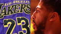 "Lakers Leak ""City Edition"" Jerseys: Anthony Davis Signing With Lakers"