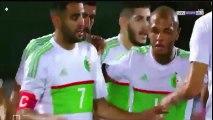 Résumé des buts : Algérie 2-0 Bénin