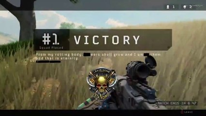 How I Got A Win In COD Black Ops 4 Blackout!