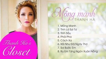 Album Mỏng Manh - Thanh Hà