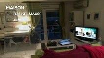 A louer - Maison/villa - Biganos (33380) - 2 pièces - 43m²