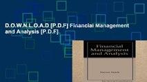 D.O.W.N.L.O.A.D [P.D.F] Financial Management and Analysis [P.D.F]