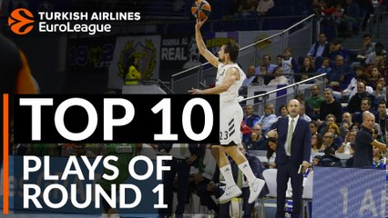 Regular Season, Round 1: Top 10 plays