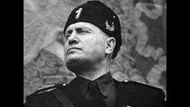 El fusilamiento de Benito Mussolini