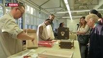 Une visite dans les ateliers Louis Vuitton