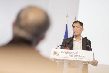 Discours d'Olivier Faure au Conseil national du PS - 13 octobre 2018