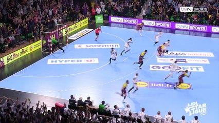 Le but victorieux du Nantais Lazarov contre Cesson-Rennes