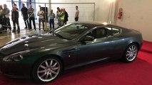 Vente aux enchères d'une Aston Martin  à Besançon