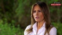 """""""J'ai des choses plus importantes à penser..."""" Melania Trump s'exprime pour la première fois sur les liaisons supposées de son mari"""