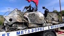 11 Tote bei Verkehrsunfall in Griechenland
