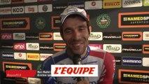 Quand le téléphone de Madiot ne marche plus - Cyclisme - T. de Lombardie