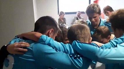 Victoire 6-3 contre Ymare U13 2éme année