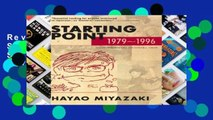 Review  HAYAO MIYAZAKI STARTING POINT 1979-1996 SC (Starting Point: 1979-1996 (paperback))