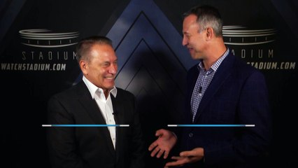 Tom Izzo Talks Nick Ward, Pay-for-Play Scandal and More With Jeff Goodman