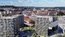 A vendre - Appartement - Fribourg (1700) - 2 pièces - 61m²