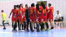 Martigues Handball l'emporte face à la réserve de Montpellier et reste invaincu au Palais des sports