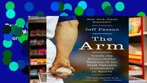 Review  The Arm: Inside the Billion-Dollar Mystery of the Most Valuable Commodity in Sports