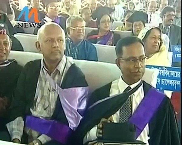 President of Bangladesh Mohammad Abdul Hamid Funny speech
