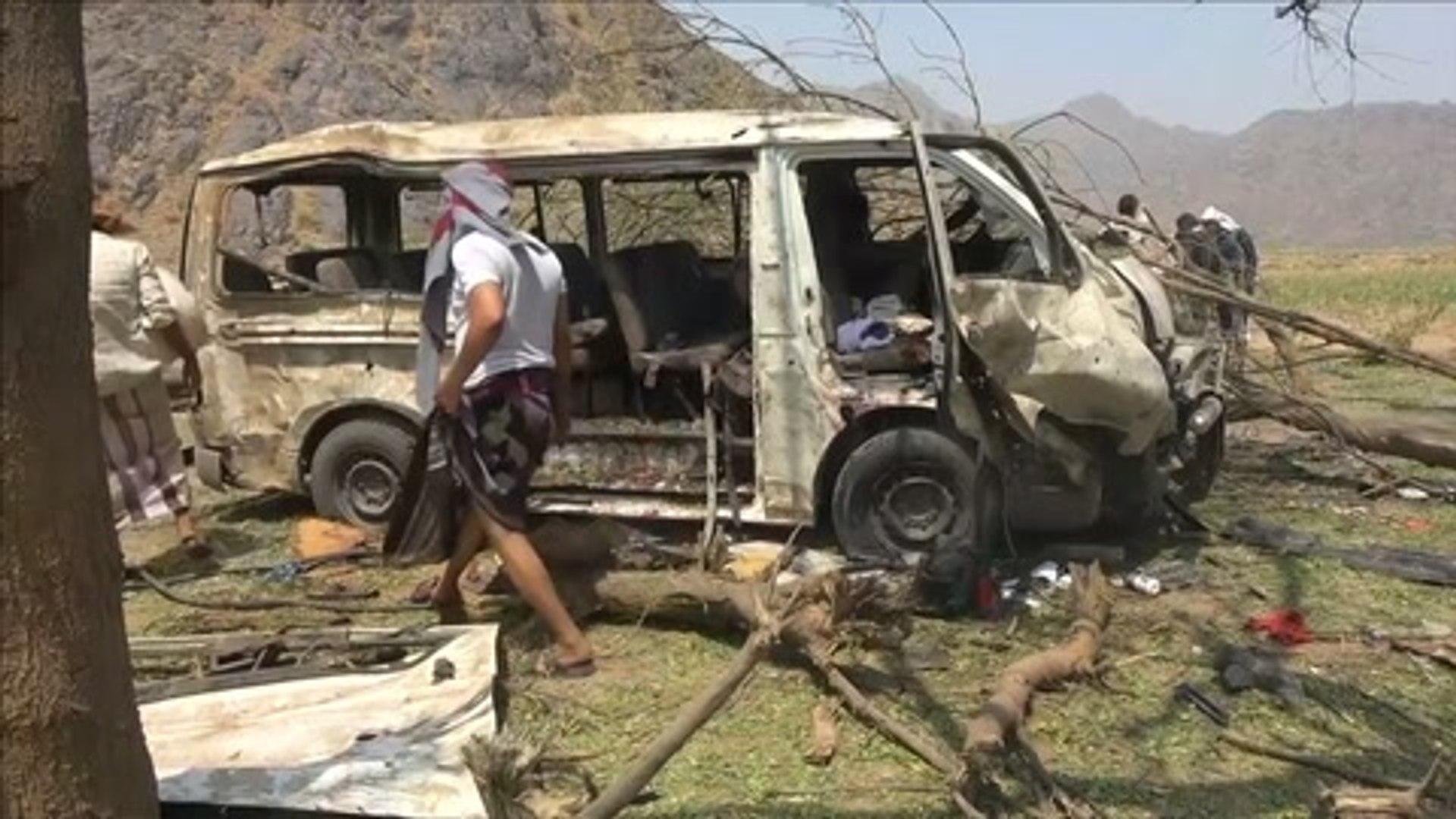 Air strikes kill 10 civilians inYemen's Hodeidah province