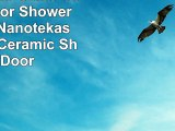 Shower Nano Glass Coating Kit For Shower Cabinets Nanotekas  Glass and Ceramic Shower