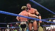 Wrestling Batista on his favorite SmackDown memories