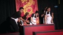 Tiyatro TAM'dan İzleyiciyi içine çeken oyun ''Altın Ejderha''