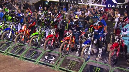 Monster Energy Cup 2018 - Race 1