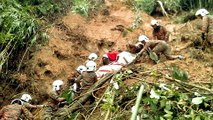 Myanmar nationals killed in landslide