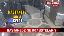 İşte Arda Turan - Berkay kavgasının hastane görüntüleri!