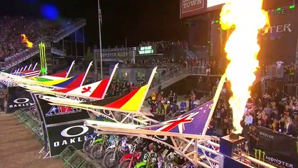 Monster Energy Cup 2018 - Race 3
