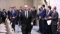 Özbekistan Başbakanı Aripov Türk iş adamlarıyla görüştü  - TAŞKENT