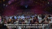 Cinéma: le Festival Lumière ouvre sa 10e édition