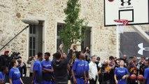 Stephen Curry« Ma soeur, mon frère et moi avons été bénis d'évoluer dans ce milieu » - Basket - NBA