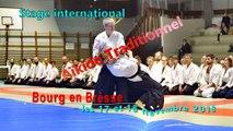 Aïkido Bourg en Bresse (01) : stage international dirigé par Alain Peyrache shihan les 17 & 18 novembre 2018