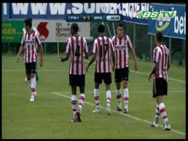 Bursaspor 1 - 1 PSV Eindhoven (Özet) (16.07.2011)
