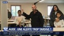 L'alerte rouge a t-elle été déclenchée trop tardivement dans l'Aude ?