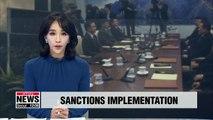 U.S. demands implementation of sanctions following high-level inter-Korean talks