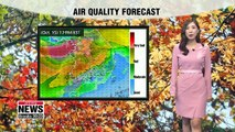 Dusty weather sweeps central regions this afternoon _ 101518