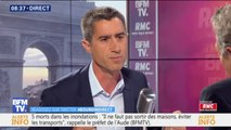 A l'Assemblée, François Ruffin affirme qu'il ne vote pas toujours comme ses collègues insoumis... mais peine à trouver un exemple